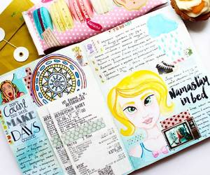 diaries, diary, and journals image