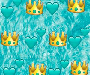emoji and heart image