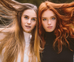 Beautiful Girls, redhead, and friends image