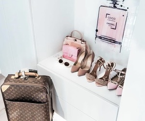 babe, Louis Vuitton, and classy image