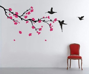 birds and wall image
