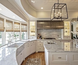 kitchen, decoration, and house image