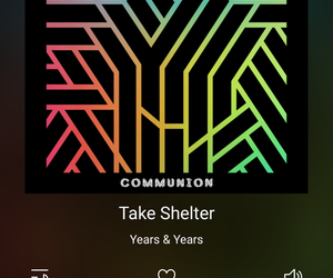 band, playlist, and yearsandyears image