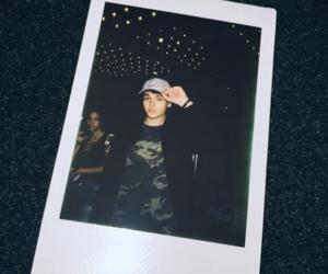 boy, jonah, and polaroid image