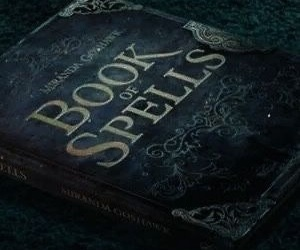 magic, book, and spell image