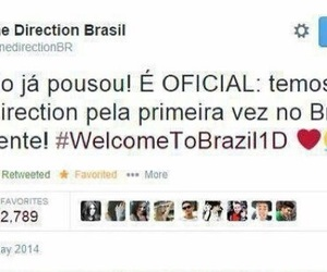 brasil, direction, and twitter image