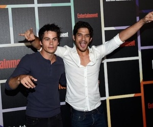 teen wolf, sciles, and o'brosey image
