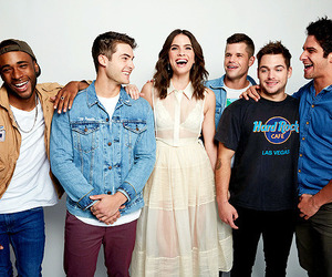 teen wolf, tyler posey, and charlie carver image