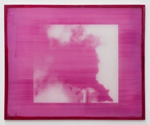 art, pink, and hot pink image