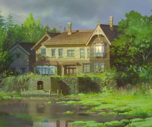 omoide no marnie, when marnie was there, and studio ghibli image