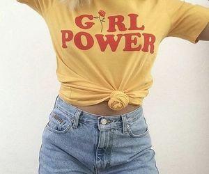 girl, girl power, and fashion image