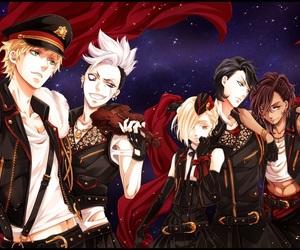 black butler, kuroshitsuji, and prince soma image