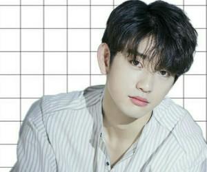 lockscreen, jinyoung, and edit kpop image