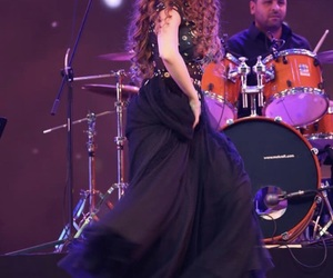 arabic, Beirut, and myriam fares image