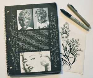 art, instaart, and illustration image