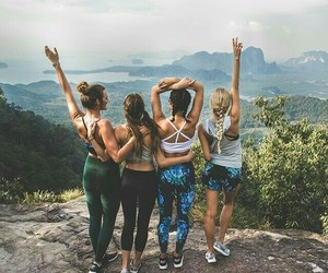 friendships and girls image