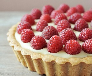 raspberry and food image
