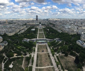 capital, city, and eiffel tower image