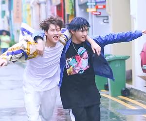 minhyuk, jooheon, and i.m image