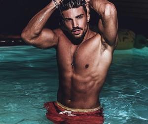 Hot, pool, and mariano divaio image