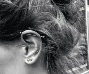 piercing and industrial image