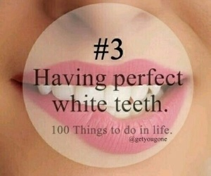 teeth, 3, and perfect image