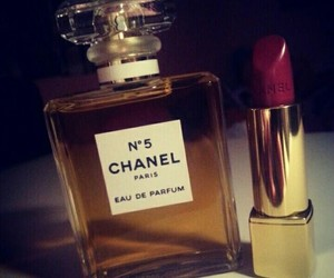 chanel and rouge+a+levre image