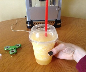 chill, tropical, and tim hortons image