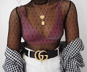fashion, style, and gucci image