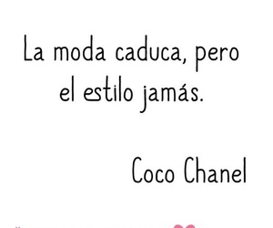 amor, chic, and coco chanel image
