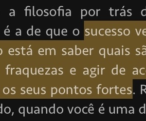 sucesso and ponto fortes image