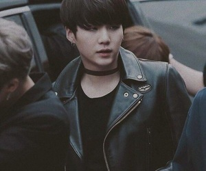 suga, bts, and min yoongi image