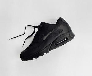 adidas, nike, and black image