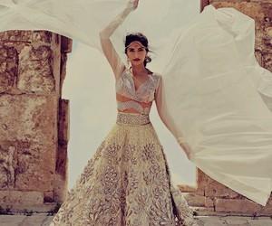 fashion, bollywood, and india image