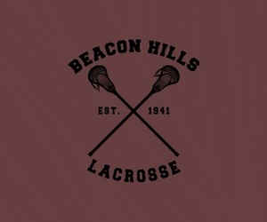 lacrosse, teen wolf, and tw image