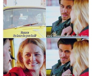 couple, lovers, and emma swan image