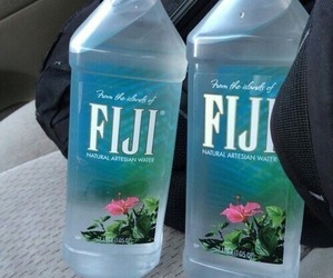 fiji, water, and aesthetic image