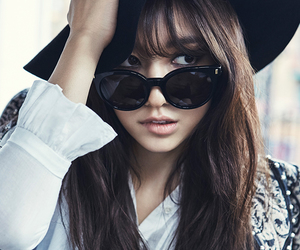 park shin hye, instyle, and korean image