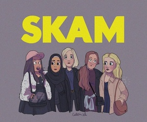 skam, wallpaper, and background image