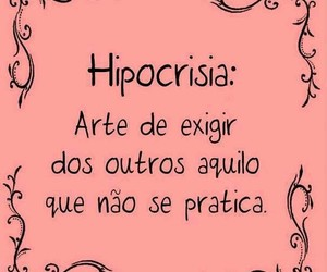 frases and hipocrisia image