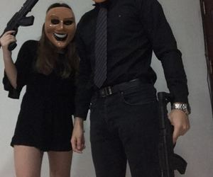 purge and disfraces image