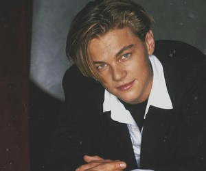 leonardo dicaprio, actor, and boy image