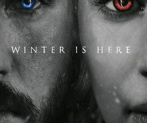 game of thrones, got, and jon snow image