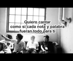 blanco y negro, cancion, and frases image