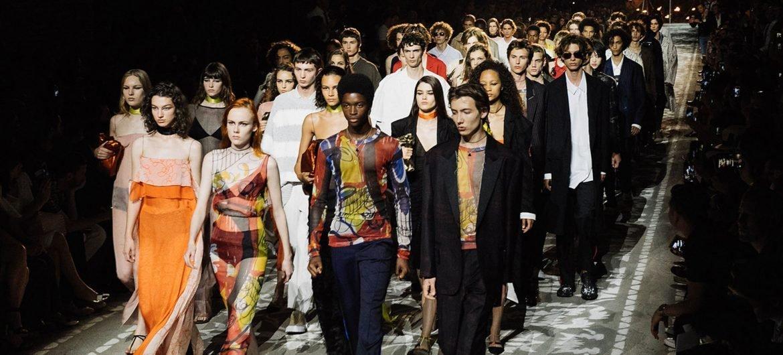 beauty, fashion show, and high fashion image