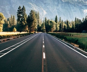 road, wallpaper, and nature image