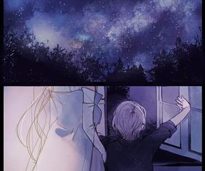 anime, christa sakamaki, and manga image