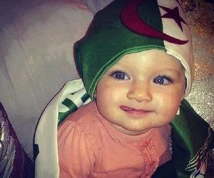 Algeria and baby image