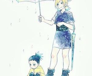 family, naruto, and sasuke image