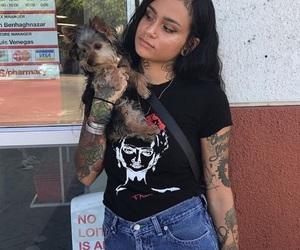 kehlani, girl, and Tattoos image